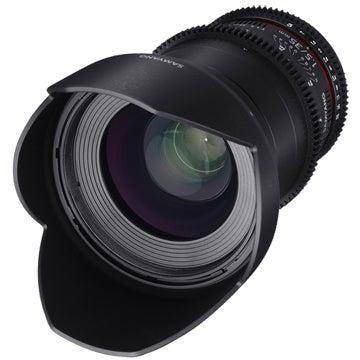 Samyang 35mm T1.5 AS UMC VDSLR MK II for M4/3 Lens - BRAND NEW
