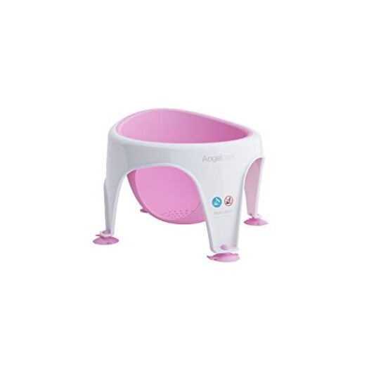 Angelcare Soft Touch Bath Seat (Pink)