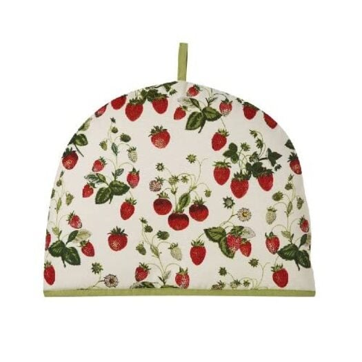 RHS Strawberry Tea Cosy
