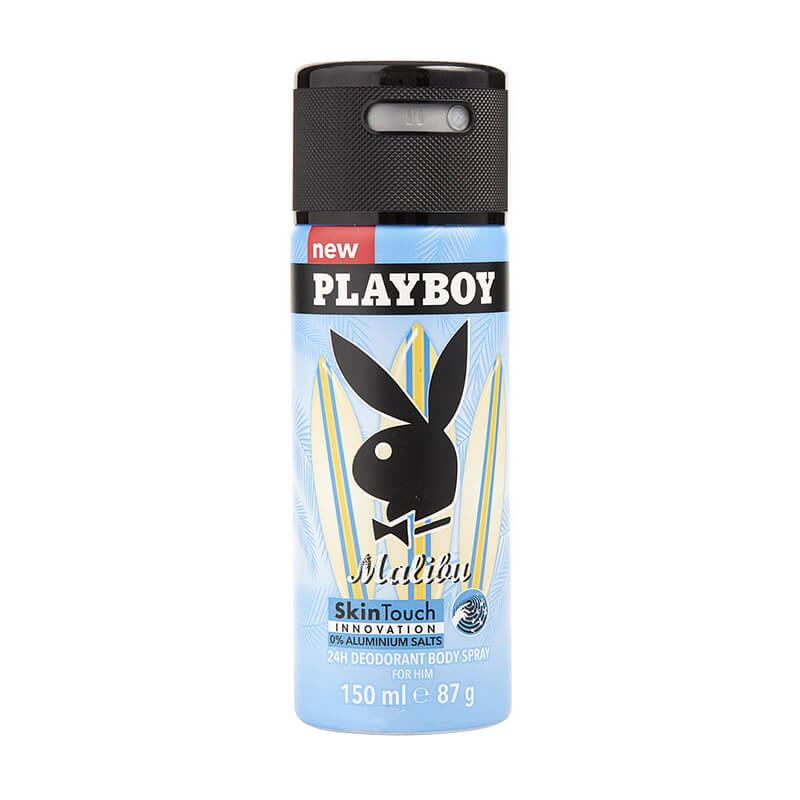 Playboy Malibu 24H Deodorant 150ml (M) SP