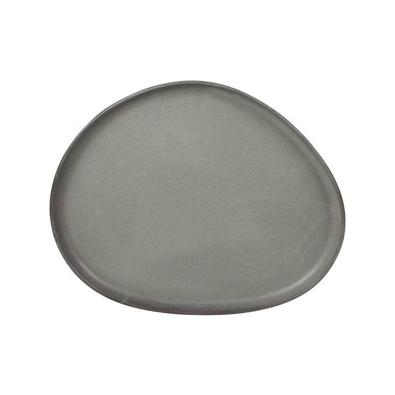 Robert Gordon Table of Plenty Round Platter - Slate