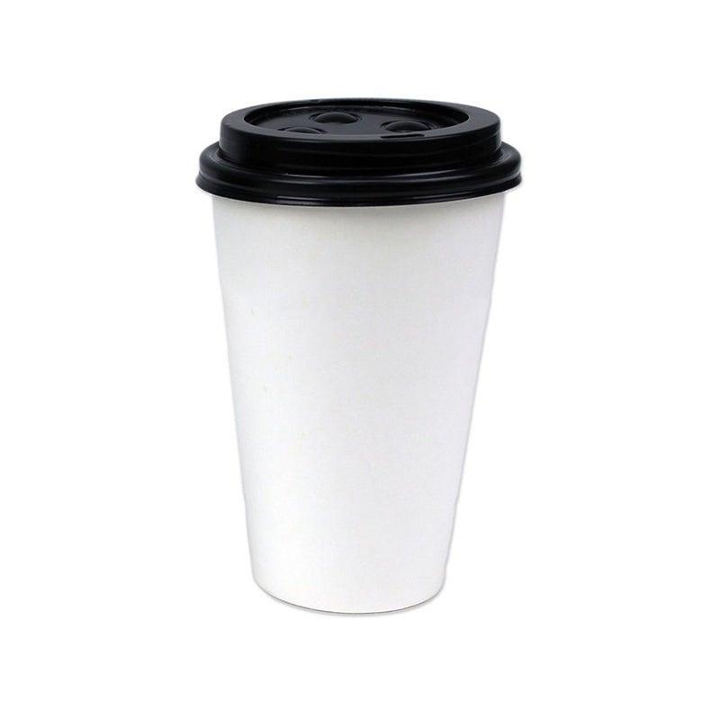 Disposable Coffee Cups 8oz 12oz 16oz Takeaway Paper Single Wall Take Away Bulk