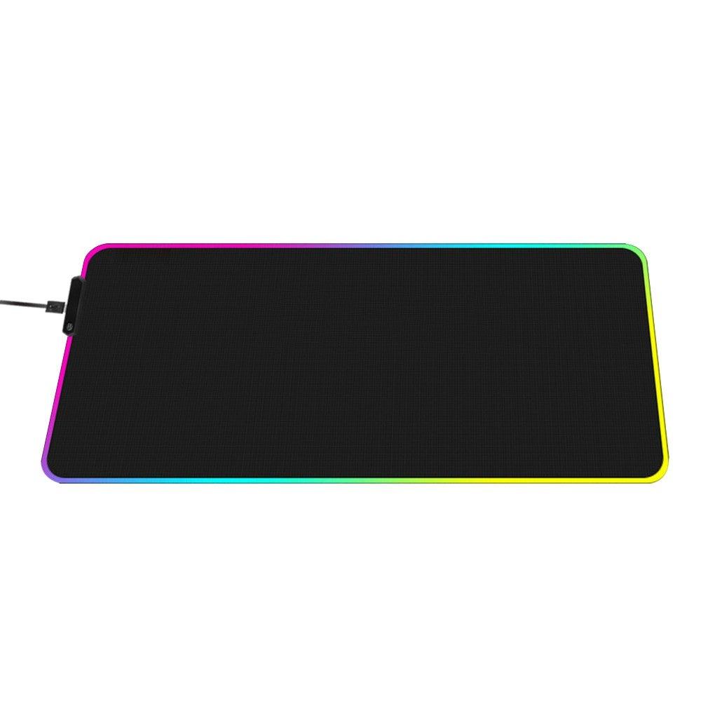 300*800*4mm LED Gaming Mouse Pad Large RGB Extended Mousepad Keyboard Desk Anti-slip Mat