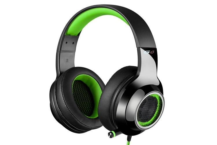 Edifier V4 Gaming Headset (Green)