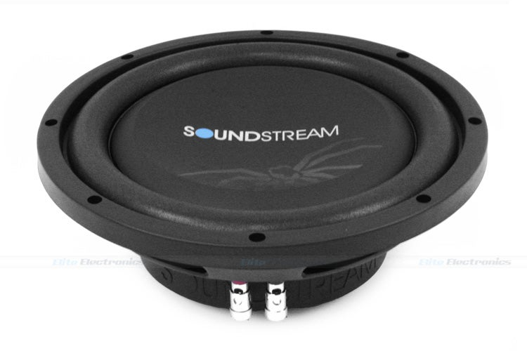"""Soundstream PSW.104 Picasso 10"""" 500W Shallow Subwoofer Truck Car"""