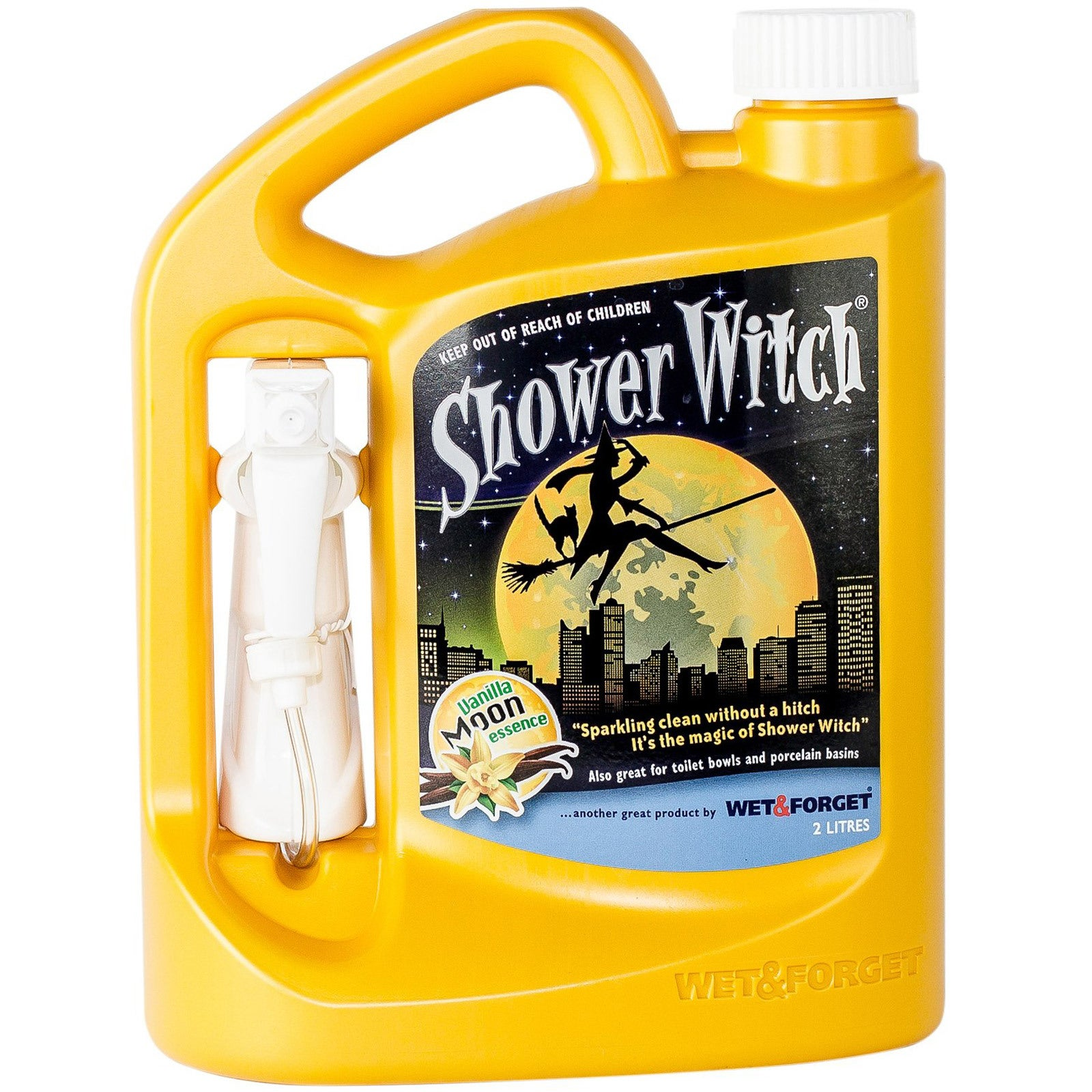 Wet & Forget 2L Shower Witch Bathroom Cleaner