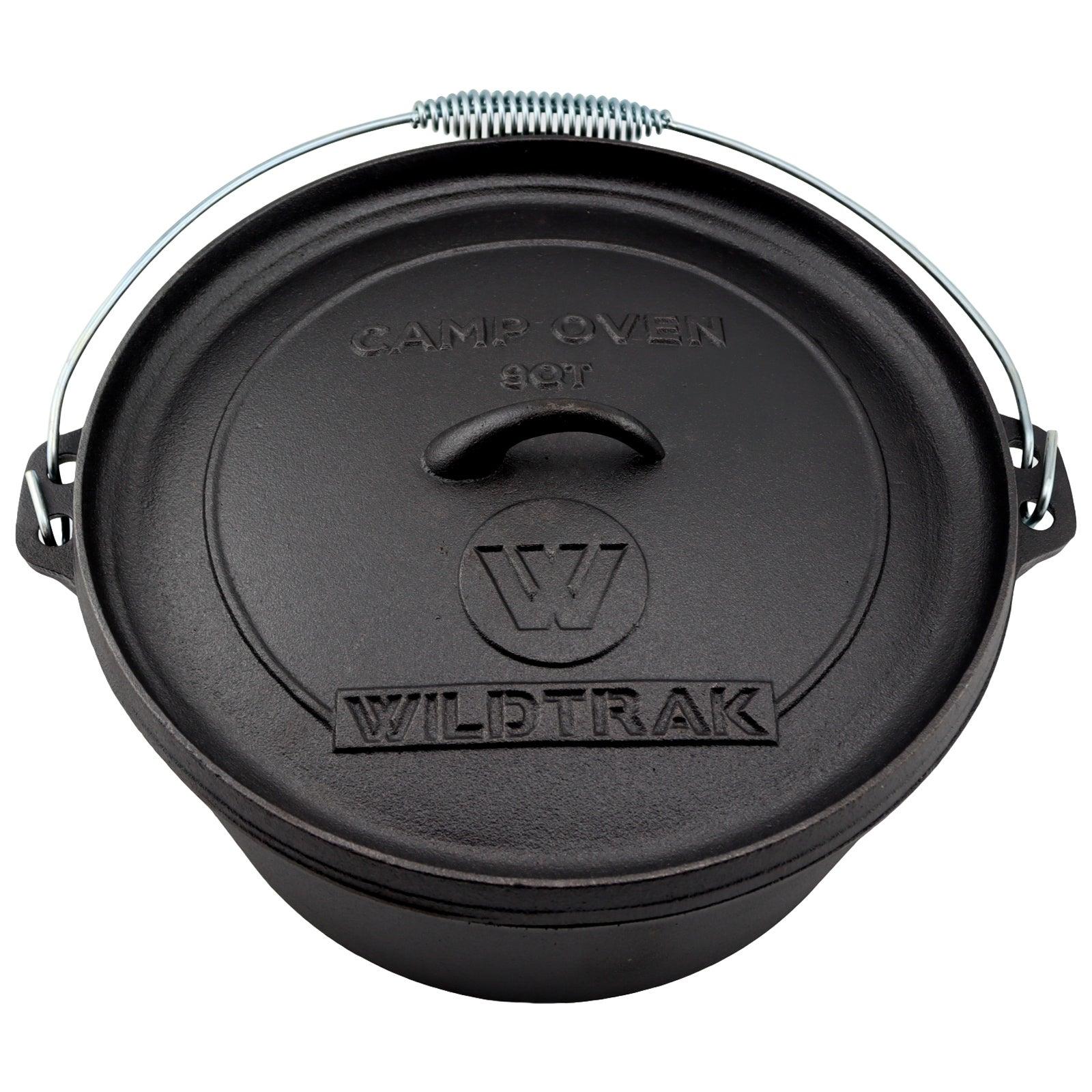 WildTrak 9 Quart Camp Oven 8.5L