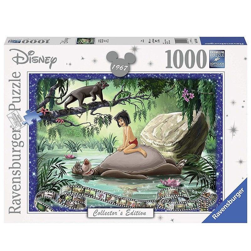 Disney Jungle Book 1967 1000pcs Puzzle