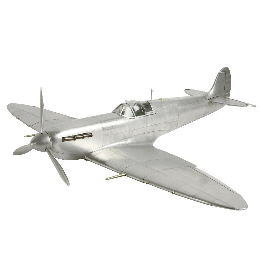 Spitfire Fighter Model Plane