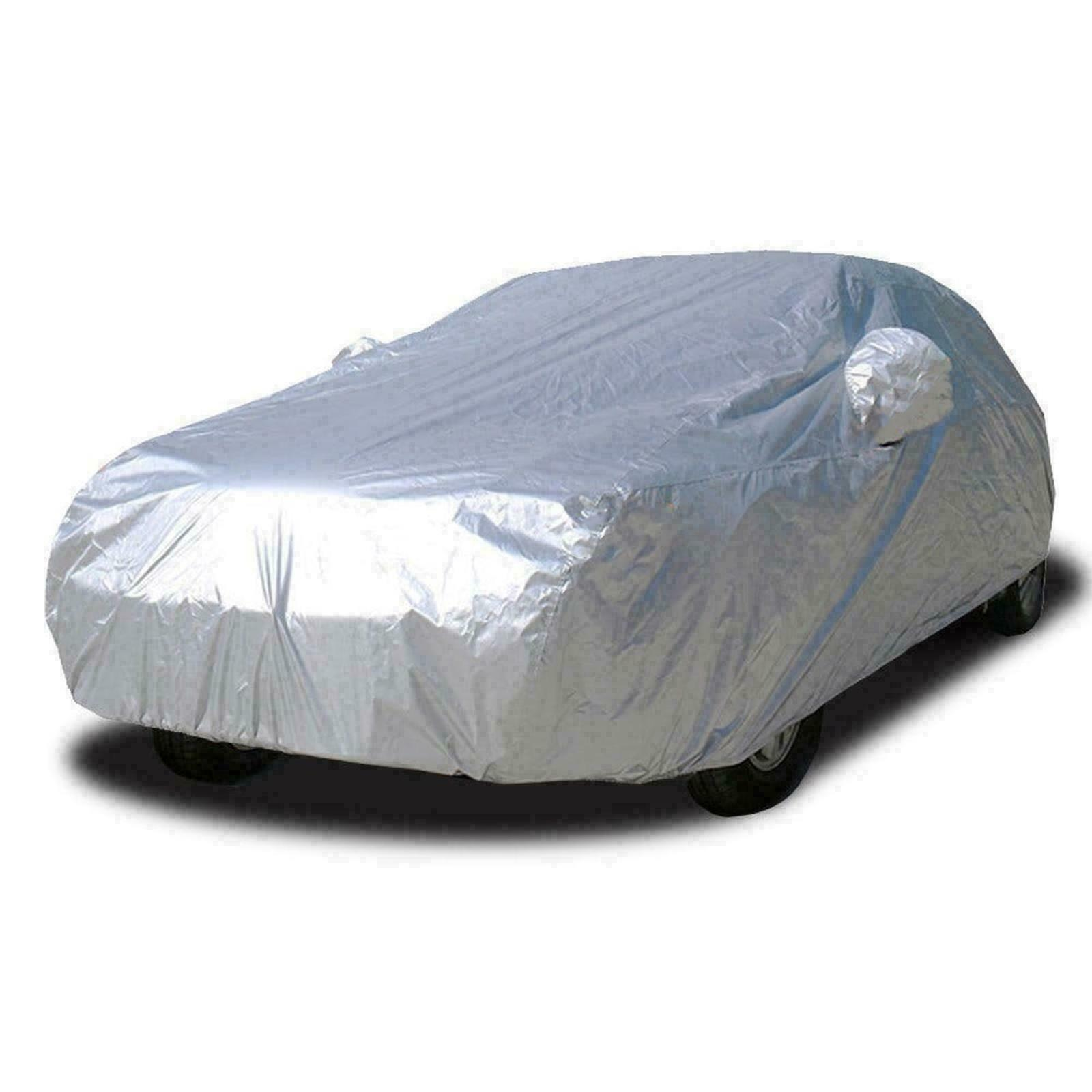 Ozoffer L Car Cover UV Resistance Anti Scratch Dust Dirt Full Protection Au Stock