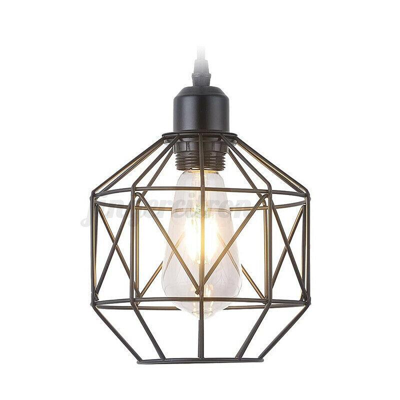 E27 Industrial Pendant Light Modern Ceiling Lights Bar Lamp Kitchen Pendant Ligh