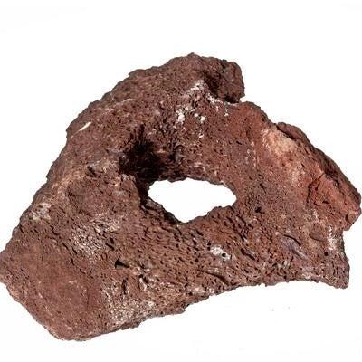 Pisces Cave Lava Rock Medium 20-30Cm Hole Porous Beneficial Bacteria Growth