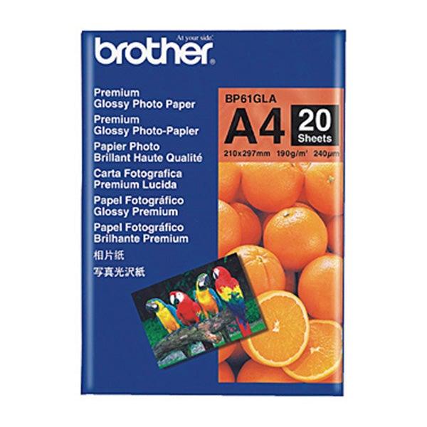 Brother Premium Glossy Paper BP61GLA