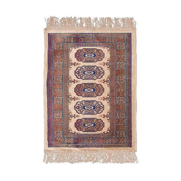 Chiraz Beige Silky Rug