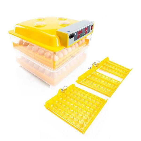 Digital Incubator With Tray 104 Eggs
