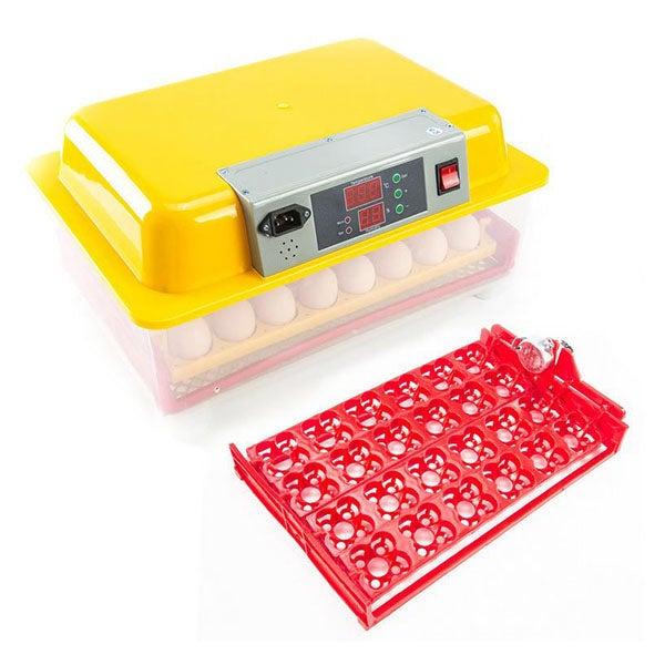 Digital Incubator With Tray 24 Eggs