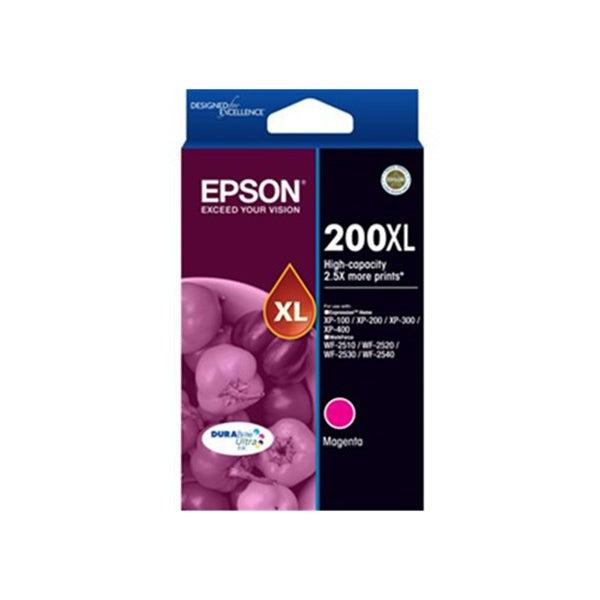Epson 200Xl Ultra Magenta Ink Cartridge