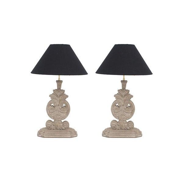 Montgomery Bedside Lamp Set Of 2