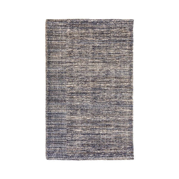 Viscose Bengal Blue Wool Rug