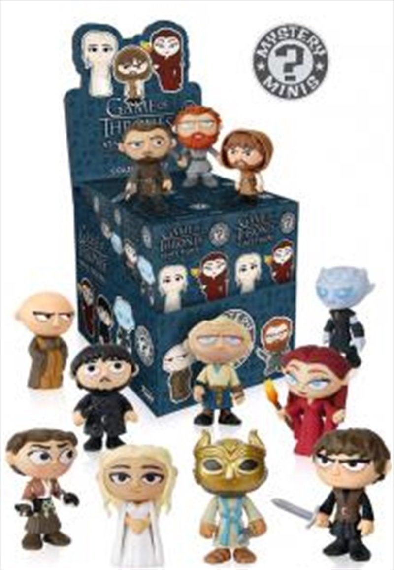 Game of Thrones Season 3 Mystery Minis