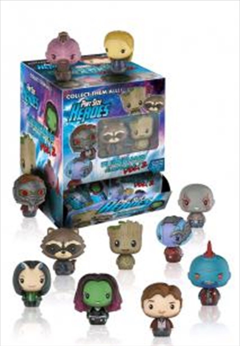 Guardians of the Galaxy Pint Size Heroes