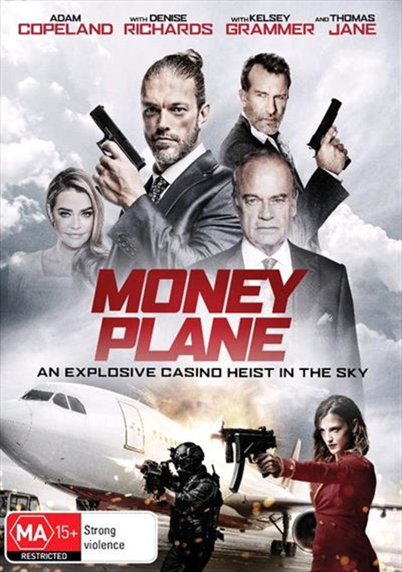 Money Plane DVD