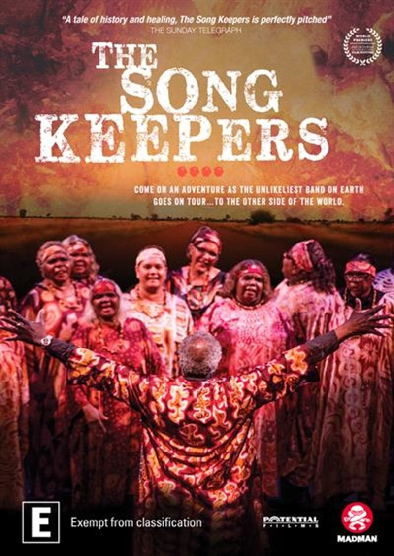 Song Keepers, The DVD
