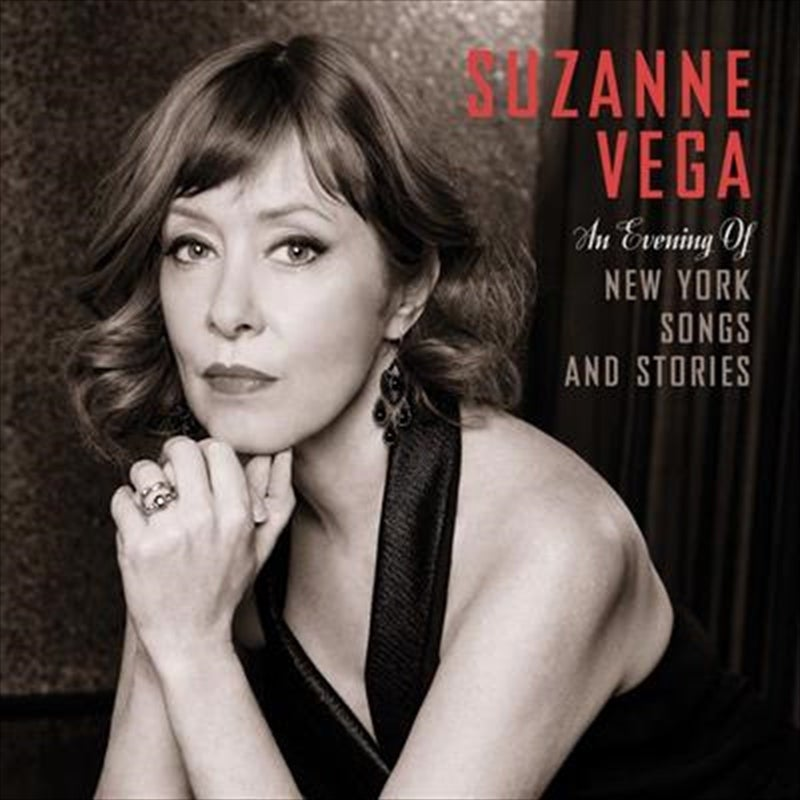 Suzanne Vega - An Evening Of New York Songs And Stories CD