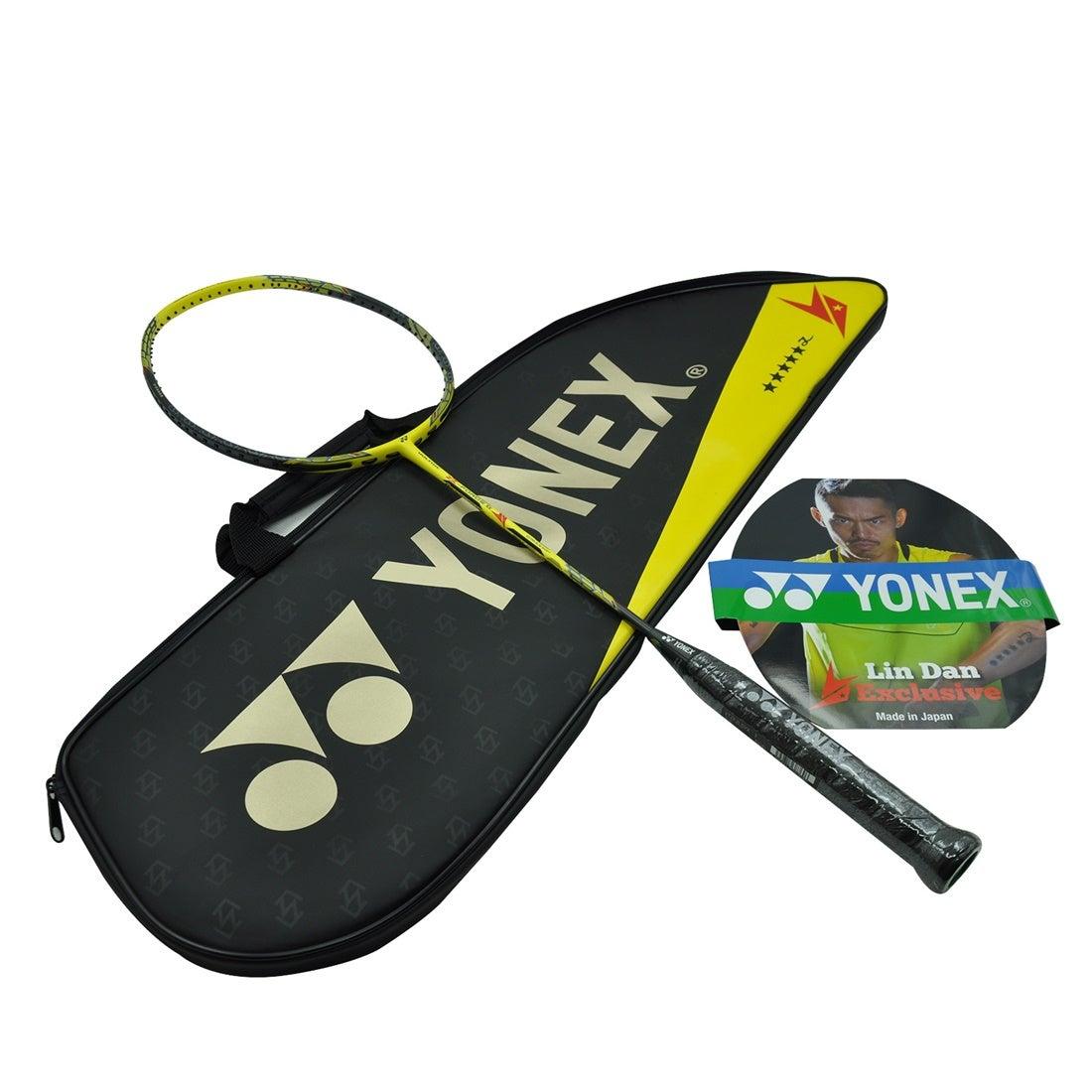 Yonex Badminton Racquet Voltric Z Force II Limited Edition LIN DAN - 3U5 - Free One Grip