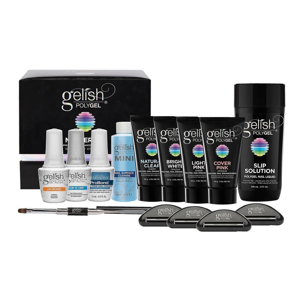 Gelish PolyGel Gel Nail Enhancement System - Master Kit