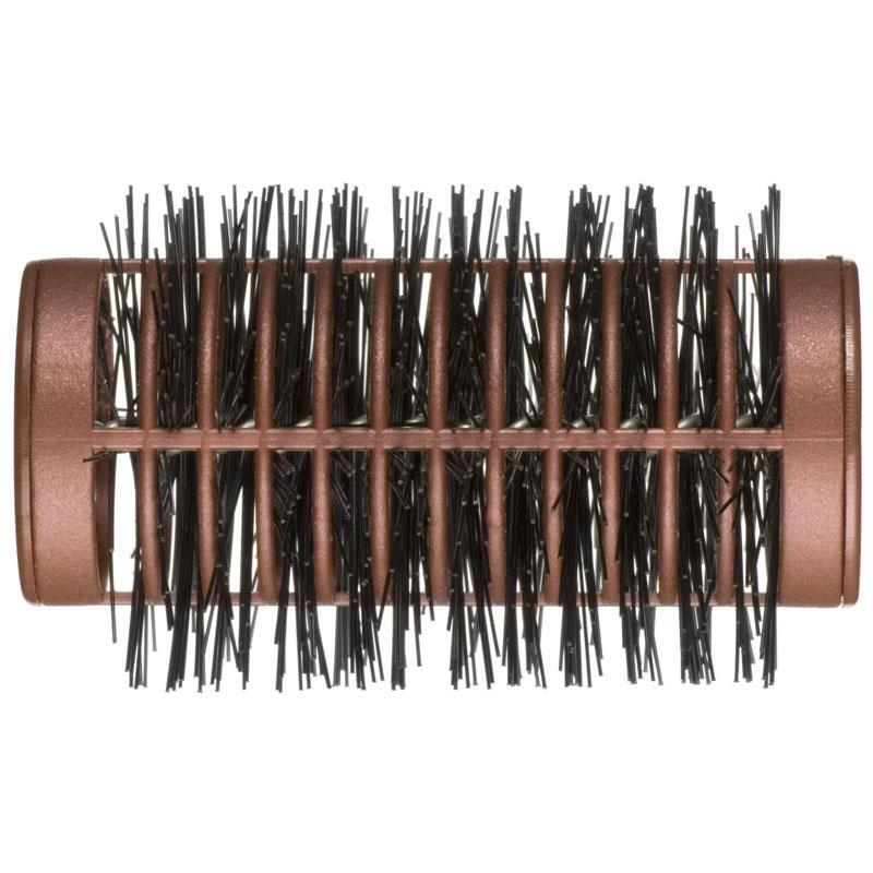 Hi Lift Ionic Brush Rollers Hair Self Gripping Curler Red 34mm 6pcs