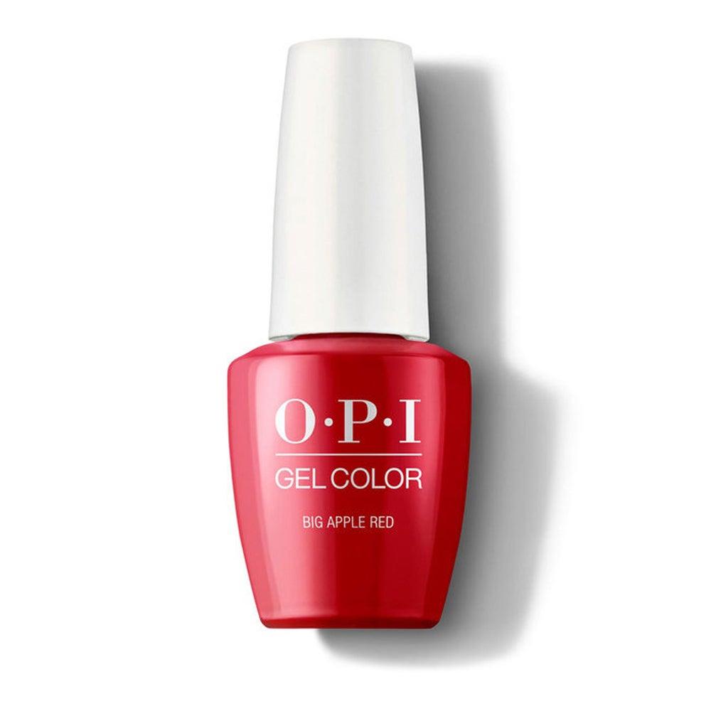 OPI Gel - GC N25 Big Apple Red