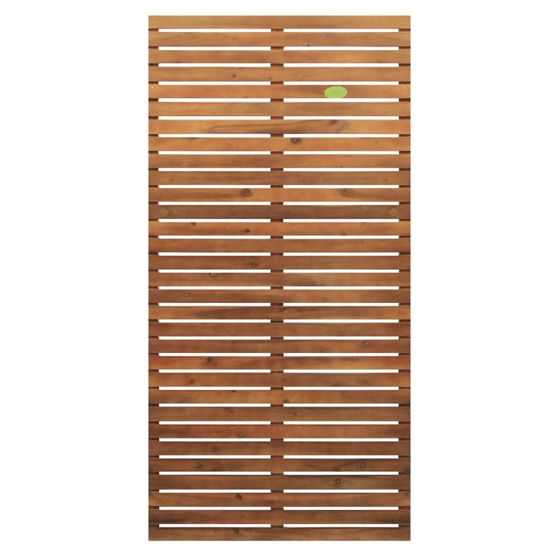 NEW Privacy Timber Slat Screen