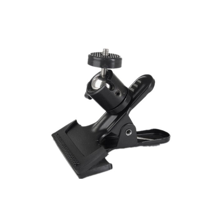 1/4 port PTZ connected to SLR camera metal iron photography clip