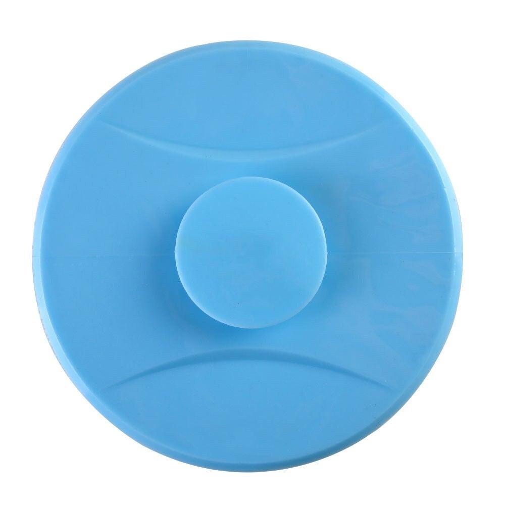10Pcs Bathroom Shower Drain Stopper Floor Drain Rubber Circle Plug for Shower Bathtub Kitchen Bath Tub Sink Silicone Water Stopper