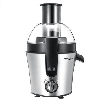 300W Electric Multifunctional Juicer Full-automatic Juice Extractor Machine