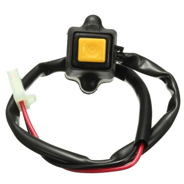 4 Pcs 22mm/0.87in Universal Kill Start Stop Switch Button Handlebar Motorcycle Trials Enduros Dirt Bike
