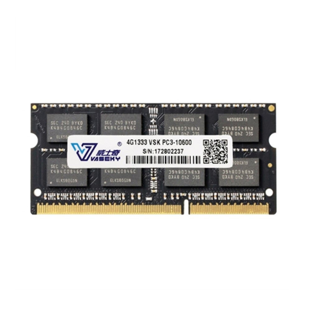 4GB 1333MHz PC3-10600 DDR3 PC Memory RAM Module for Laptop