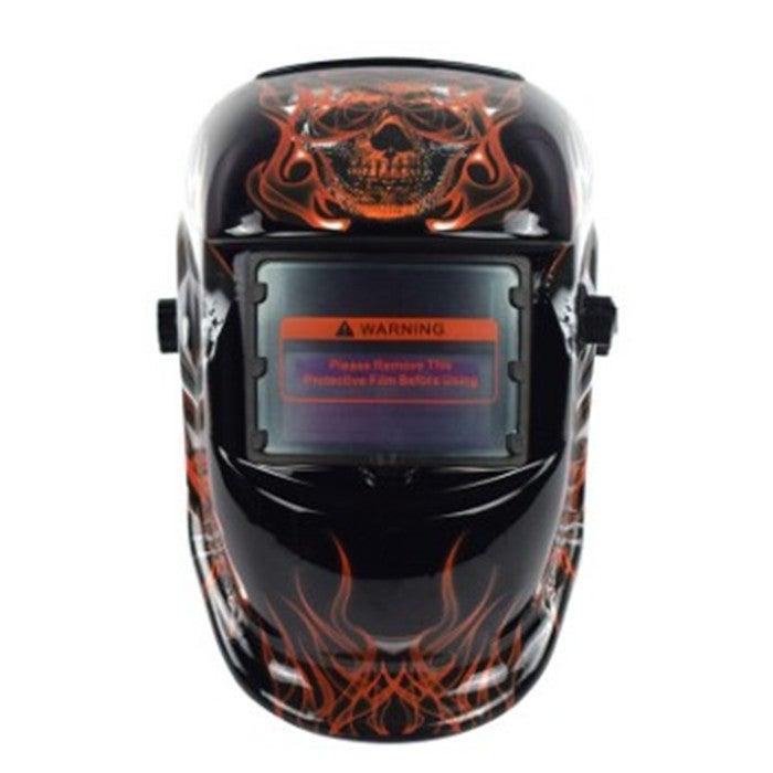 Automatic Auto Darkening TIG MMA MAG Welding Mask Dimming Welding Helmet Weldering Len Grinding Mask Big Vision