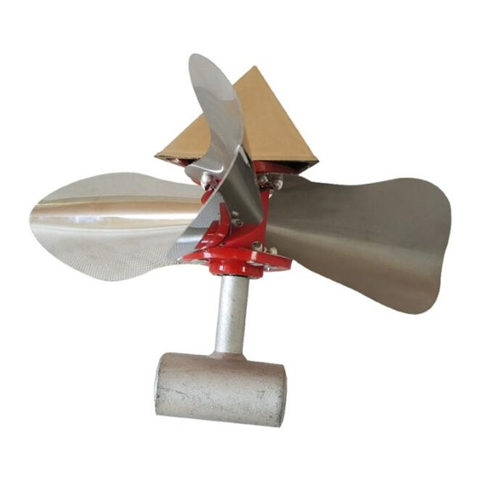 Bird Blinder Repeller Wind Power Control Optical Reflection Garden Bird Animal Scarer Stainless Steel