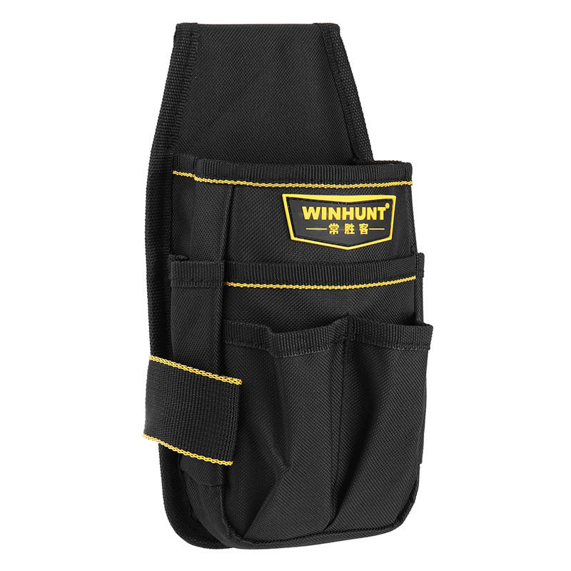 WH008 Electrician Tool Waist Bag Maintenance Pouch Bag With Adjustable Belt