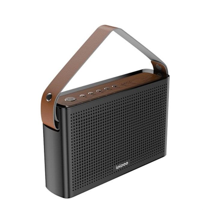 YP-1 Hand-held Bluetooth Speaker (Black)