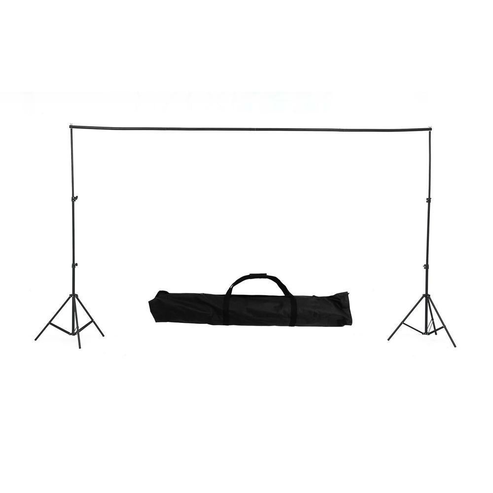 Photography Backdrop Background Stand Set - 2x3m