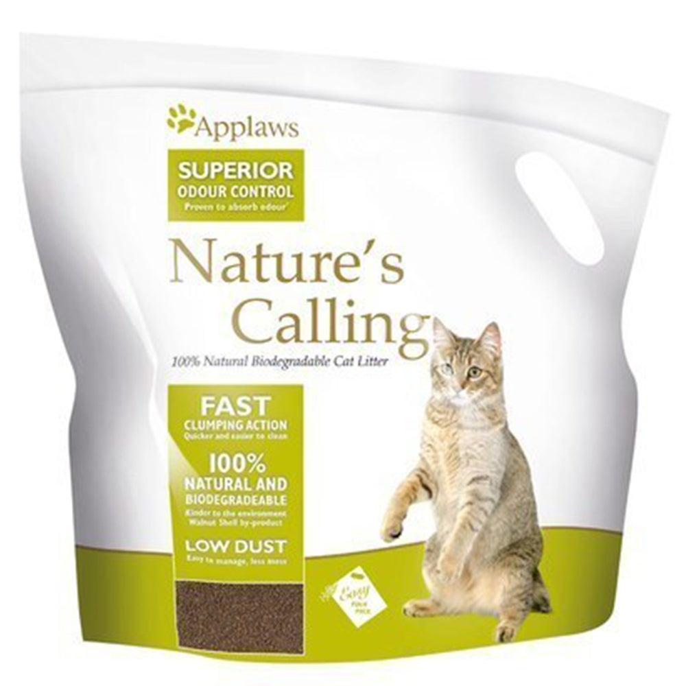 Applaws Natures Calling Cat Litter Odour Control - 2 Sizes