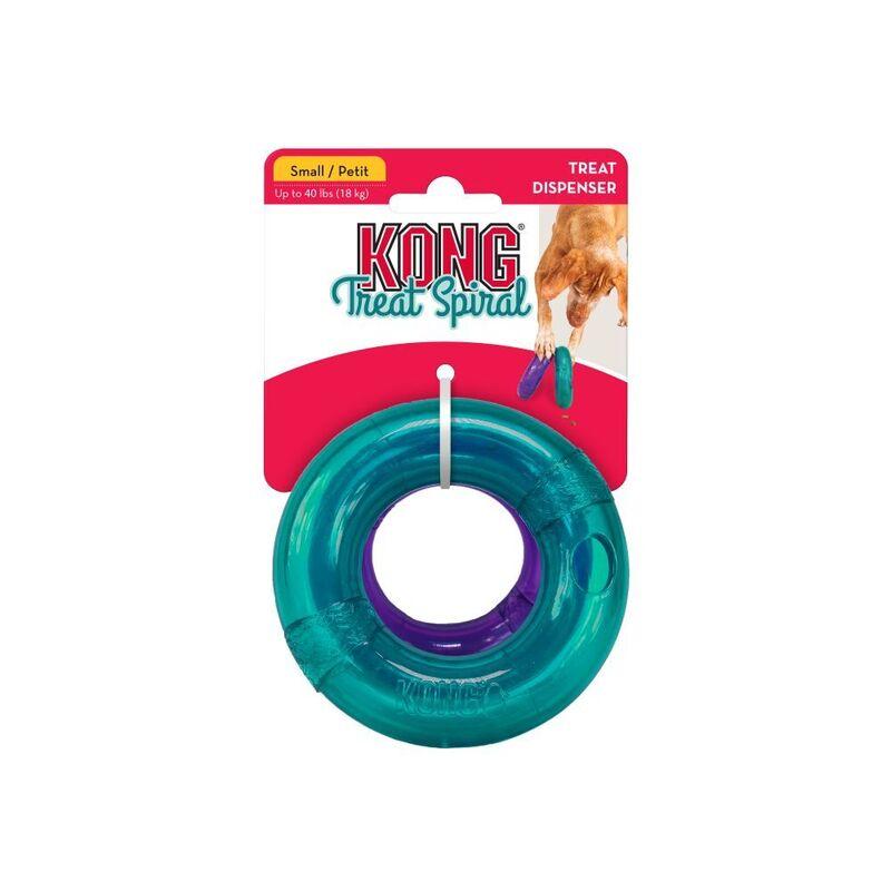KONG Dog Treat Spiral Ring Toy Large
