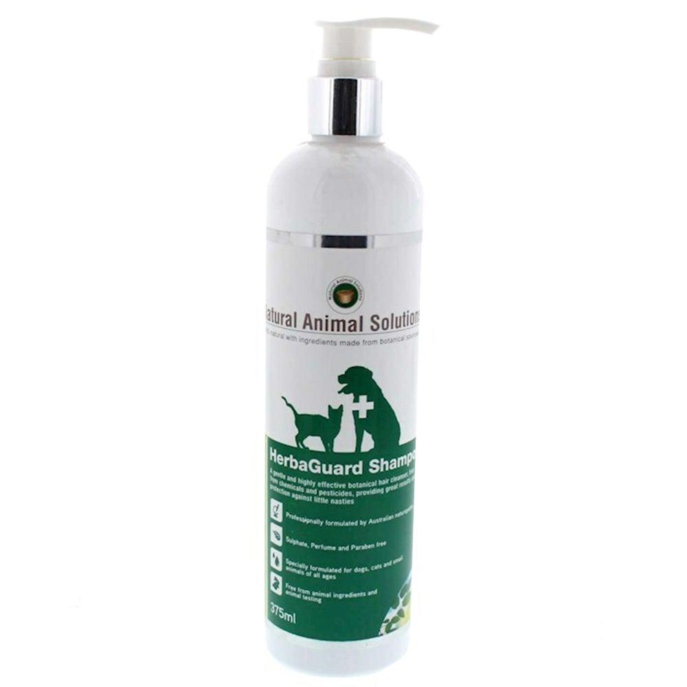 Nas Herbaguard Animal Shampoo 375g