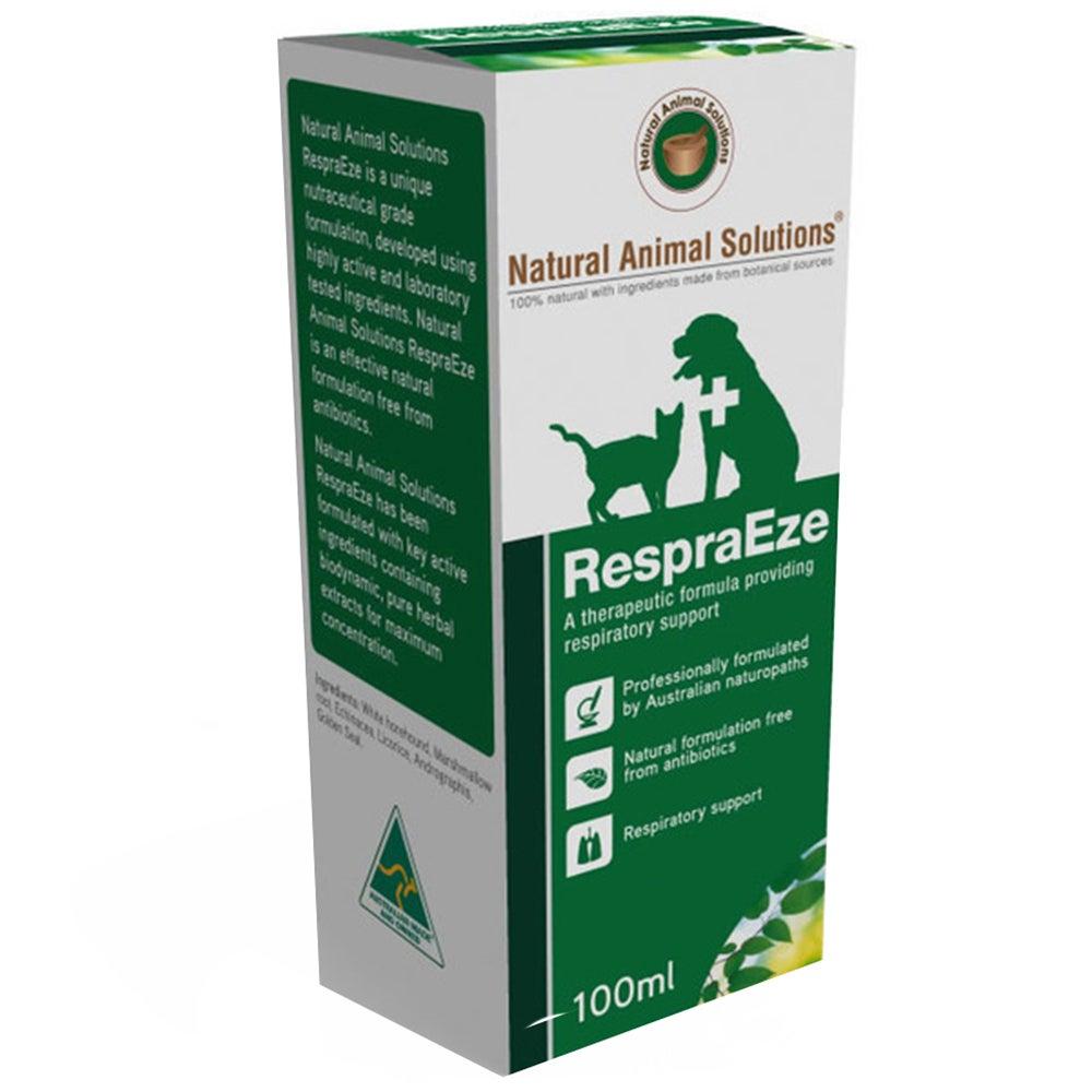 Nas Respreasze Animal Lung Treatment 100ml
