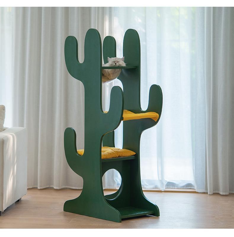 ZEZE Cactus Cat Tree