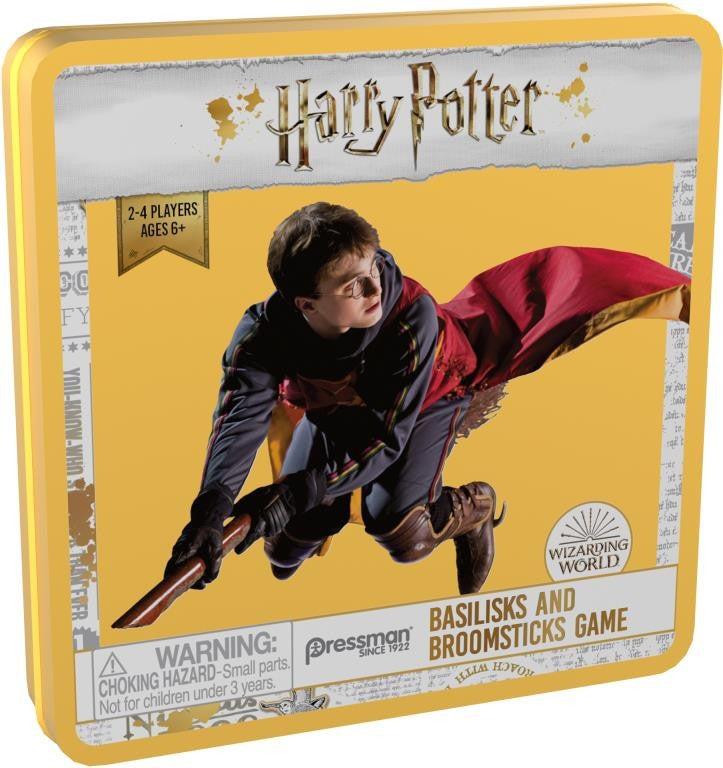 Harry Potter Basilisks & Broomsticks