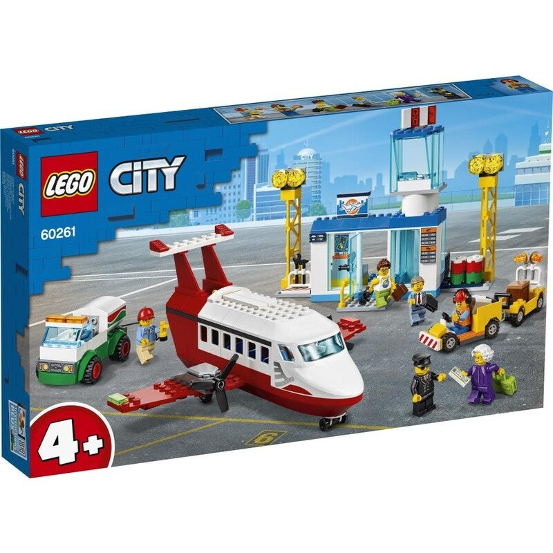 LEGO City - Central Airport - 60261